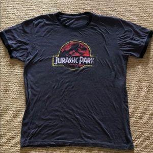 Universal studios jurassic park tshirt